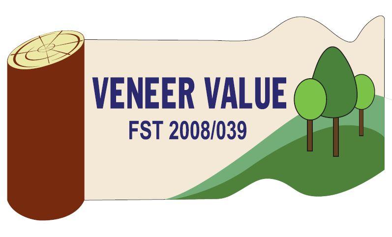 Logo-veneer